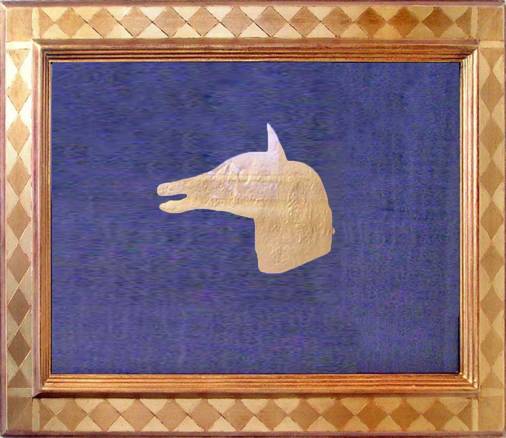Losanges or (Georges Braque)